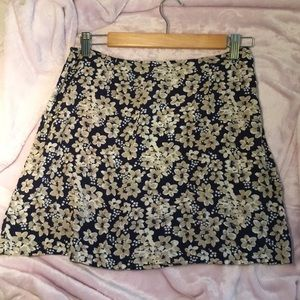 90s Vintage Compagnie Internationale Express Skirt